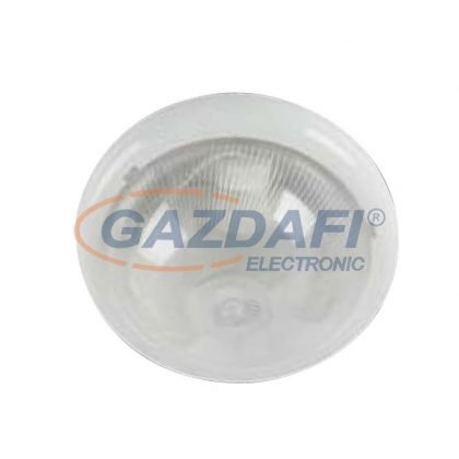 MUTLUSAN Kerek műanyag lámpa E27, 60W