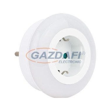 GAO 00337173 LED irányfény, 1W, 16A, 2P+F dugalj és fényérzékelő szenzor