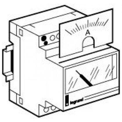LEGRAND 004620 Lexic A mérő skála 0-600A 4600-hoz