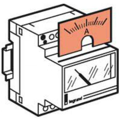 LEGRAND 004624 Lexic A mérő skála 0-1500A 4600-hoz