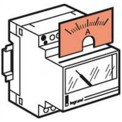 LEGRAND 004625 Lexic A mérő skála 0-2000A 4600-hoz