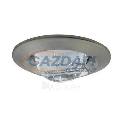 KANLUX süllyesztett spot lámpatest, MR16, 12V, 50W, gyöngyház arany/nikkel, IP20, alumínium/üveg