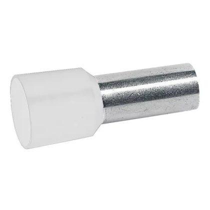 LEGRAND 037672 Starfix 16mm2 érvéghüvely rövid fehér