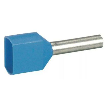 LEGRAND 037687 Starfix 2x0,75mm2 érvéghüvely kék
