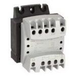 LEGRAND 042872 biztonsági transzformátor 230-400/24-48V 100VA