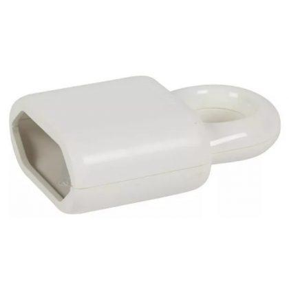 LEGRAND 050311 2P csatlakozóaljzat 2,5A, fehér műanyag