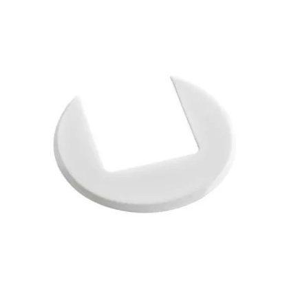 LEGRAND 054060 Keret üres asztali kábelrendezőkhöz RAL 9003 fehér