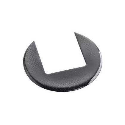 LEGRAND 054062 Keret üres asztali kábelrendezőkhöz RAL 9017 fekete