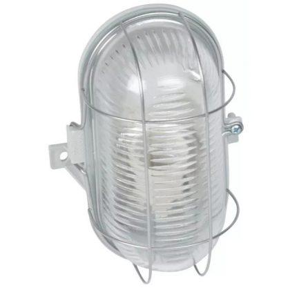 LEGRAND 060419 Unilux hajólámpa 100W, IP44, fém védőrács