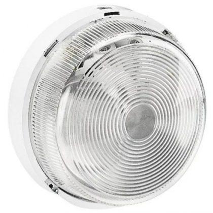 LEGRAND 060450 Kerek hajólámpa, IP 44, IK07, üvegbúra, B22, 100W izzókhoz vagy 15W kom. Fénycsövekhez