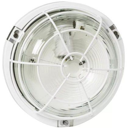 LEGRAND 060483 Kerek hajólámpa átlátszó üveg búrával, IP55, IK04