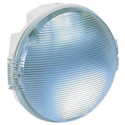 LEGRAND 062425 Koro hajólámpa kerek fehér, E27, 100W, IP55, normál izzós