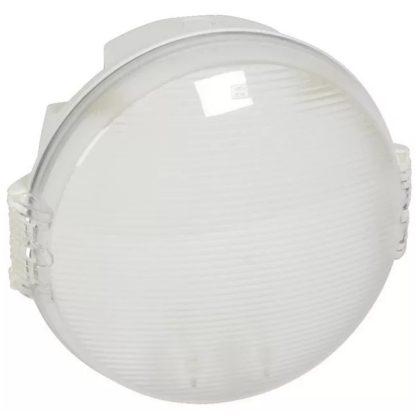 LEGRAND 062426 Koro hajólámpa kerek fehér, G23, 2X9W, IP55, kompakt fénycsöves