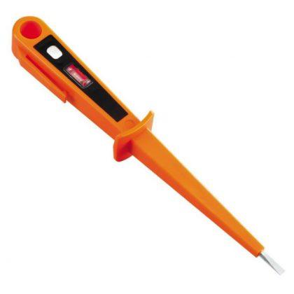 GAO 0640H Feszültségvizsgáló glimmlámpával, narancssárga