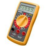 GAO 0650H Digitális mérőkészülék, hőmérővel