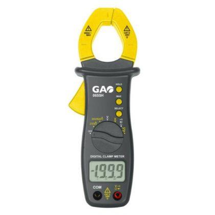 GAO 0655H Digitális mérőkészülék, hőmérővel, lakatfogós