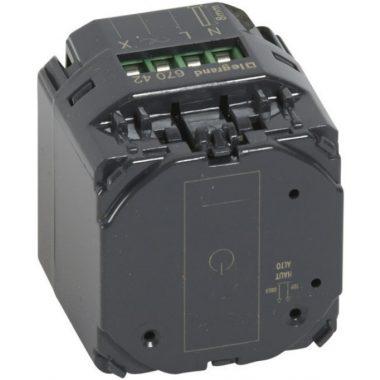 LEGRAND 067042 Céliane érintőkapcsoló nulla vezetékkel - 1000W