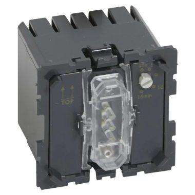 LEGRAND 067051 Céliane időzítő kapcsoló, nulla vezeték nélkül - 1000 W