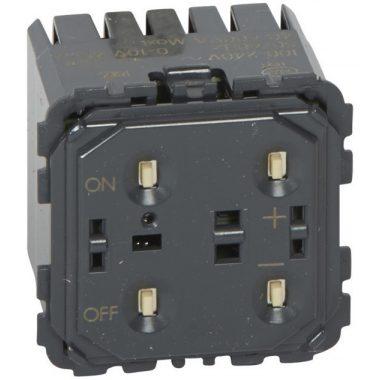 LEGRAND 067080 Céliane nyomógombos fényerőszabályzó 0-10 V előtétes fénycsőhöz