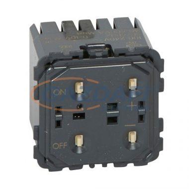 LEGRAND 067081 Céliane nyomógombos fényerőszabályzó 40 - 300 W