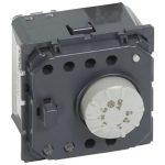 LEGRAND 067457 Céliane My Home 2 modulos hűtő-fűtő szobatermosztát, szürke