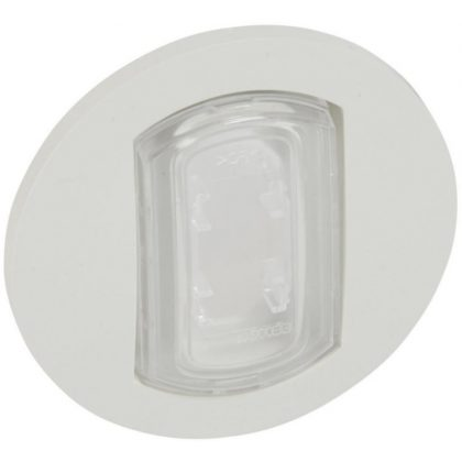 LEGRAND 067805 Céliane széles billentyű, fényjelzős, címketartós, IP44