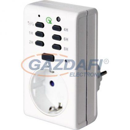 GAO 0827H Időkapcsoló, visszaszámláló funkcióval, 1800W