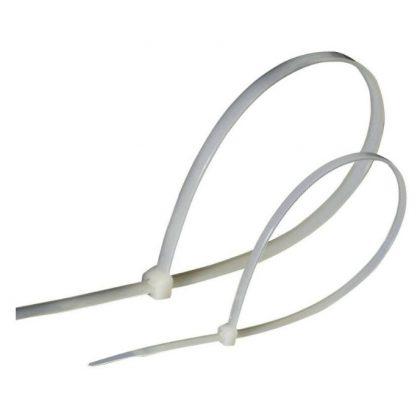 GAO 08289 Kábelkötegelő, 150x3.6mm, fehér, 25db