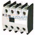 EATON 101044 DILA-XHIT22 Magasított segédérintkező, 2z+2ny