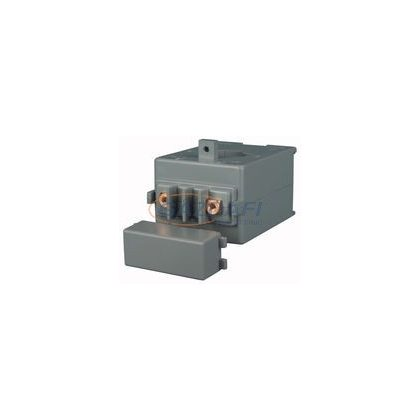 EATON 101631 Z-MG/WAS600 Sín-mérőváltó, 600/5A, 40x10mm-es váll, 10VA, 0,5