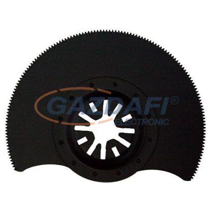 WORCRAFT 1130140 MF-300 kés, 65 Mn, 50x20 mm, tartalék, ovális