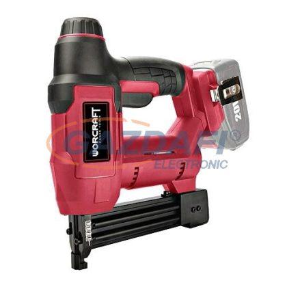 WORCRAFT 113160 Akkumulátoros tűzőgép ( akkumulátor nélkül )