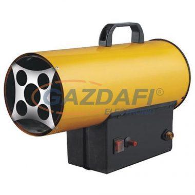 SG PRO 119055 Gáz hőlégfúvó, FOX-15 melegítő, max. 14 kW