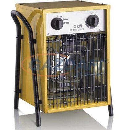 SG PRO Elektromos hősugárzó, 4,5 - 9kW