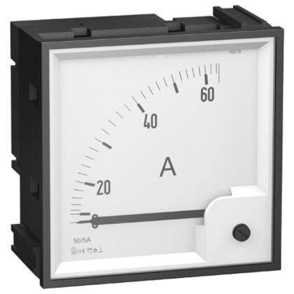 SCHNEIDER 16007 PowerLogic Motorhoz való számlap 75/5A