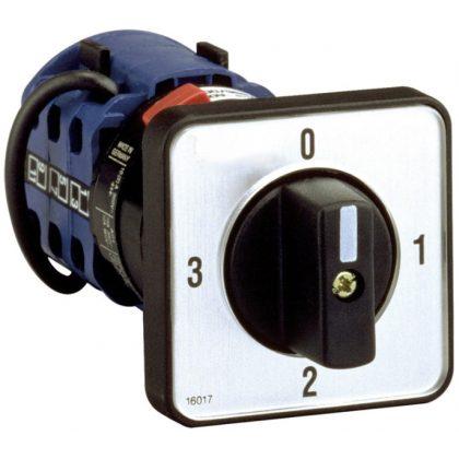 SCHNEIDER 16017 PowerLogic CMA átkapcsoló 48x48 4 állású, 20A