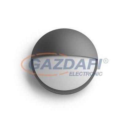PHILIPS Capricorn 164559316 LED fali lámpa, 1x6W 230V 600Lm, antracit