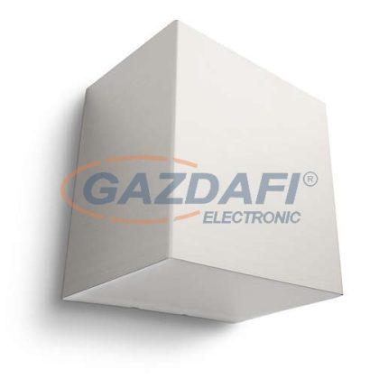 PHILIPS Macaw 173034716 LED fali lámpa , 1x3W SELV 270Lm, inox