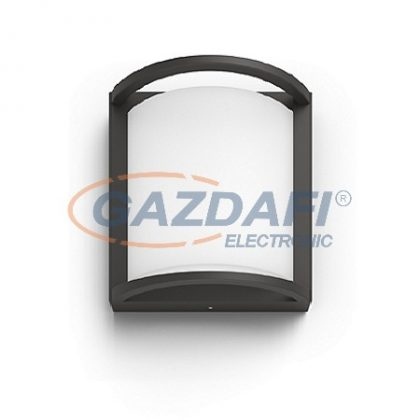 PHILIPS Samondra 1739193P0 LED fali lámpa, 12W 1200Lm, antracit