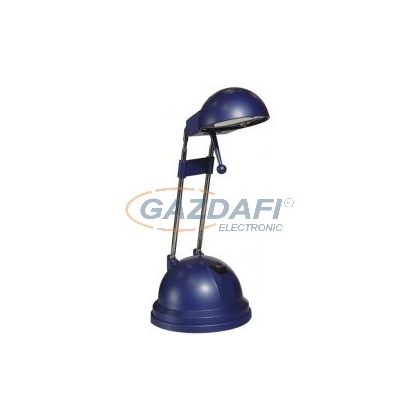 """KANLUX """"Golba"""" asztali lámpa, G4, 20W, kék, IP20"""