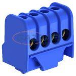 OBO 2016255 KL-DBN4x16BL Nulla Kapocs csavaros 4x16mm2 kék poliamid