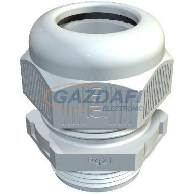 OBO 2022680 V-TEC PG36 SGR Tömszelence PG36 ezüstszürke IP68 poliamid
