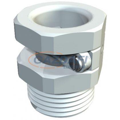 OBO 2023164 107 Z PG16 PA Nyomócsavar húzásmentesítővel PG16 világosszürke poliamid
