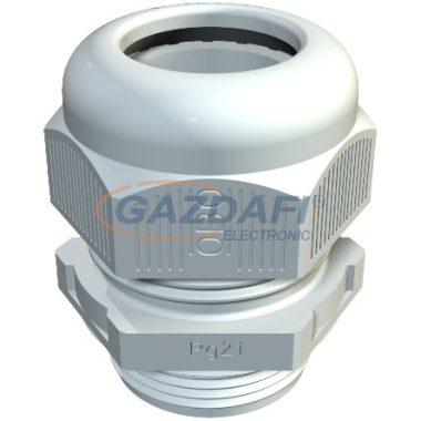OBO 2024780 V-TEC PG36 LGR Tömszelence PG36 világosszürke IP68 poliamid