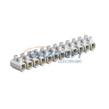 OBO 2056593 80 CE SW Többtagú (Csillár) Sorkapocs 35,0mm2 fekete polipropilén
