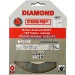 "SG PRO 223918 ""Diamond"" nedves vágókorong, 125 mm"