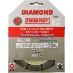 """SG PRO 223923 SG PRO""""Diamond"""" szegmenses gyémántvágó, 125 mm"""