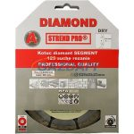 """SG PRO 223925 SG PRO""""Diamond"""" szegmenses gyémántvágó, 180 mm"""