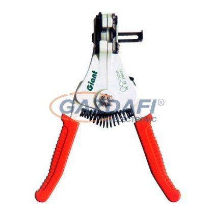 GIANT kábelcsupaszító, 0,75-2,5mm2