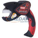 GIANT automatikus csővágó max. 42mm PVC csövekhez